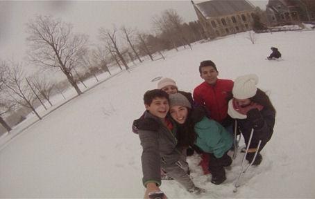 school with no snow days
