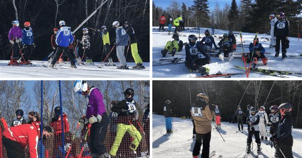 Ski Season Ends with a Regional Race!