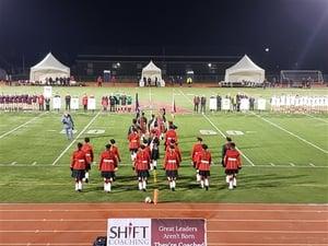 Acadia 254 fan base