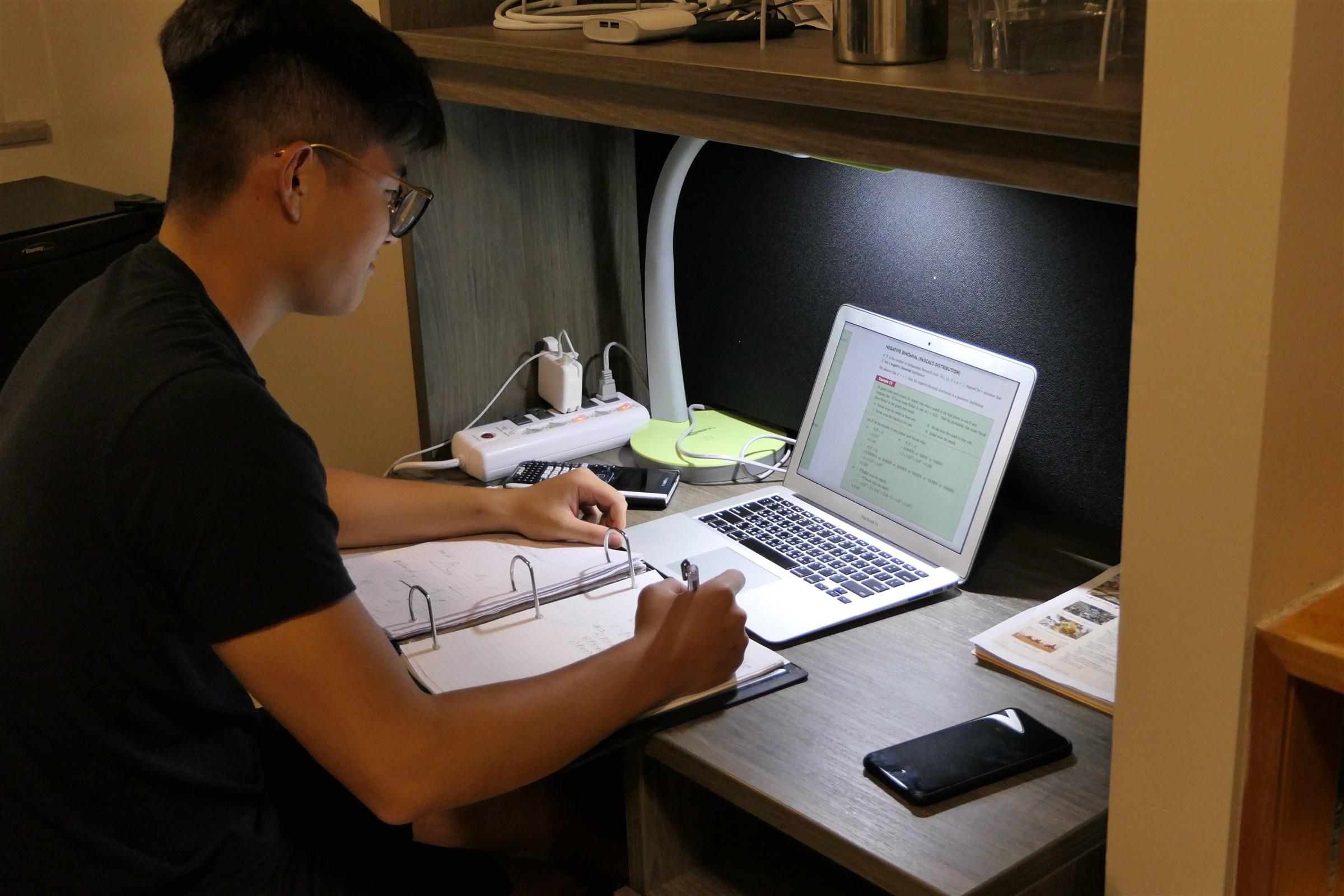 Dorm studying.jpg