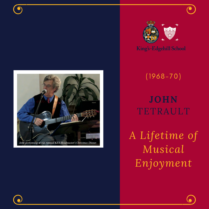 John Tetrault