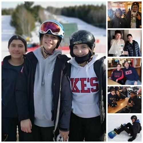 Junior School Snow Sport Day 2020