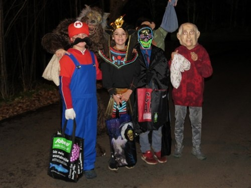 KES costumes and halloween