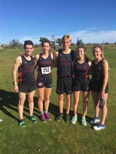 cross coujntry regionals