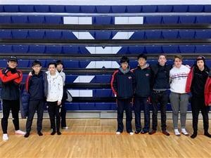 junior boys basketball