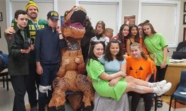 junior school halloween